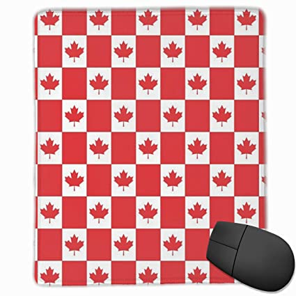 Amazon com : Red Petro-Canada Flag Personalized Mouse Pad