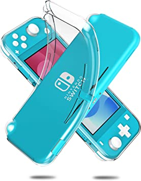 Voviqi Funda Compatible con Nintendo Switch Lite, Slim Fit Funda Carcasa Case Bumper con Absorción de Impactos y ...