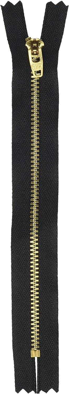 YKK Jean Zipper 7 Black