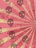 Dean Russo Skull Journal: Lined Journal
