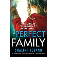 The Perfect Family: An unputdownable psychological thriller with a heart-stopping twist