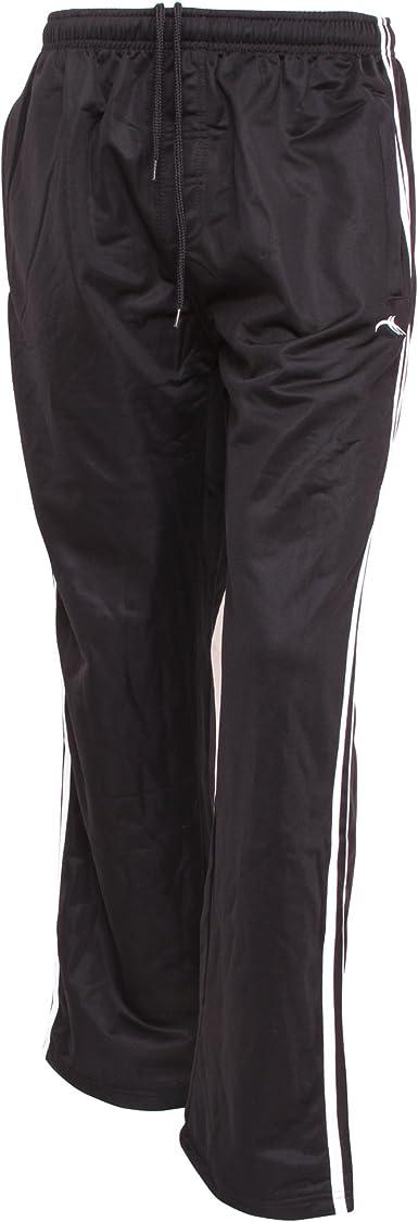 Pantalones básicos de Chandal/Pantalones de Deporte con Estilo ...