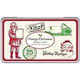Cavallini & Co. Vintage Christmas Rubber Stamp Set