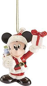 Lenox 884443 Disney 2019 Merry Mickey Ornament