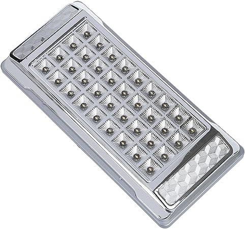 SODIAL(R) Lampara Luz Blanca 36 LED 12V CC para Techo Interior del ...