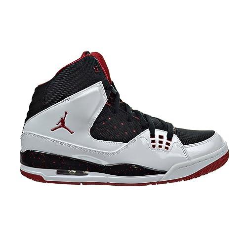huge selection of 1a1d2 99203 Jordan SC-1 Men s Shoes White Gym Red Black 538698-102 (