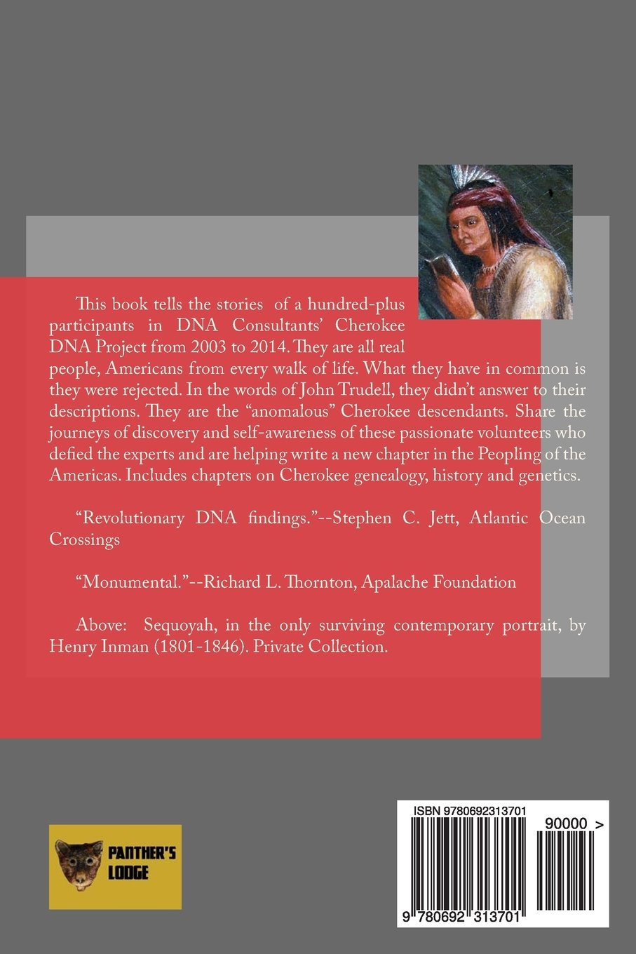 Cherokee DNA Studies: Real People Who Proved the Geneticists Wrong (DNA  Consultants Series on Consumer Genetics) (Volume 1): Donald N. Yates, ...