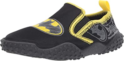Toddlers//Little Kids NEW Favorite Characters Batman Slip-On Water Shoes