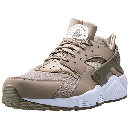 Zapatillas Nike - Huarache Run (GS) caqui/verde/blanco: Amazon.es: Zapatos y complementos