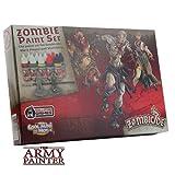 The Army Painter Zombicide Black Plague Zombie Paint Set