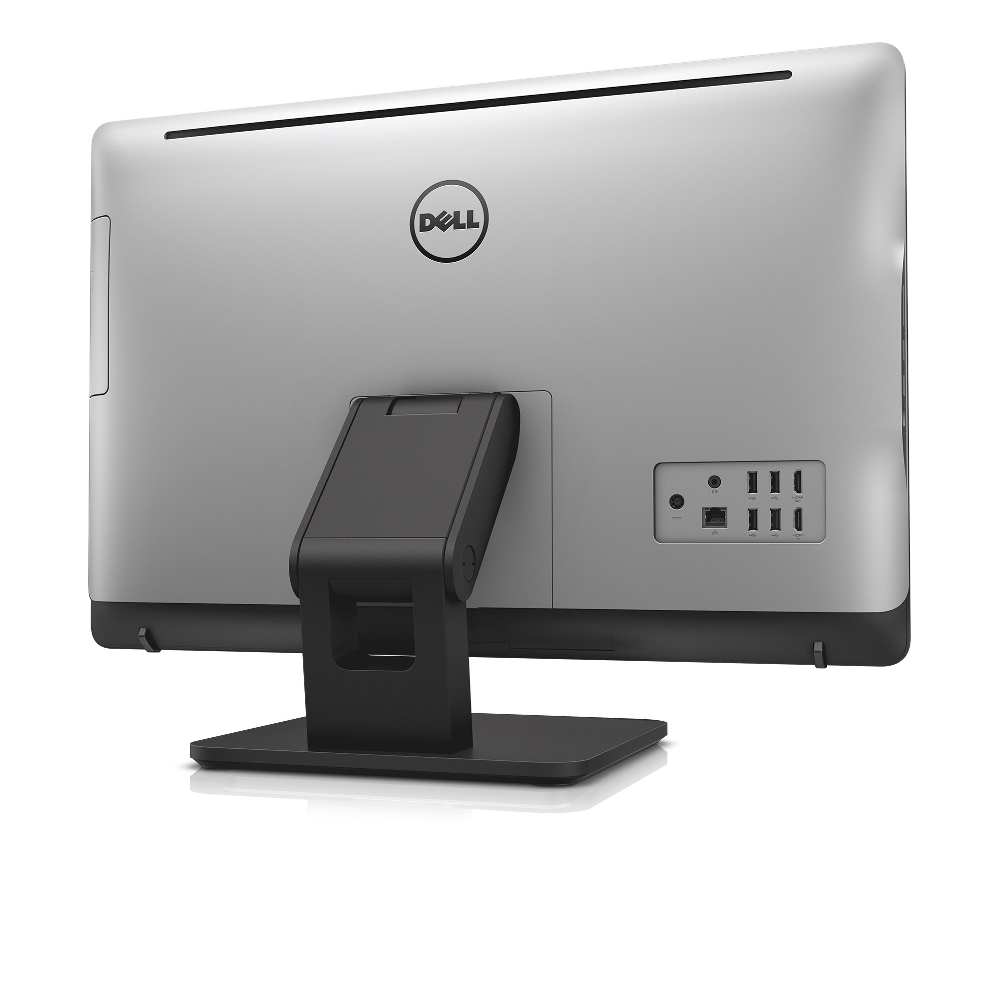 Dell Inspiron i5459-4020BLK 23.8 Inch All in One (Intel Core i5, 12 GB RAM, 1 TB HDD, Silver Cover with Black Articulating Stand) by Dell (Image #6)