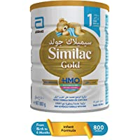 SIMILAC GOLD HMO 1 - 800GM