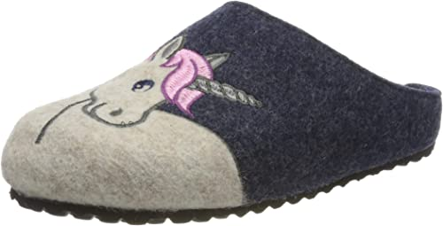 Supersoft 542 167 Chaussons Mules Fille