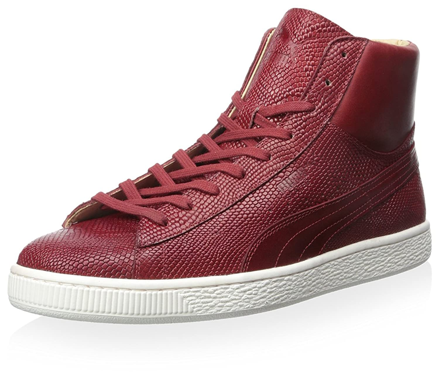 Amazon.com | PUMA Men's States Mid Mii Hightop Sneaker, Sun/Dried  Tomato/WHI, 11 M US | Fashion Sneakers