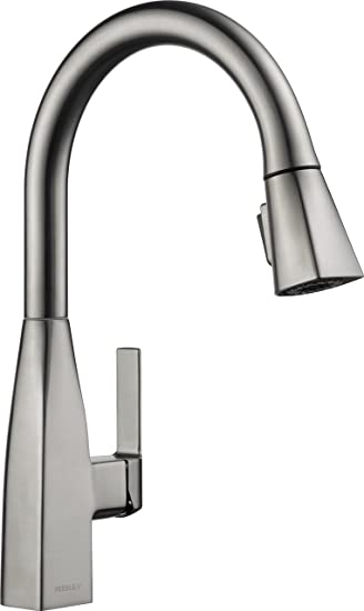 Peerless P7919lf Ss Xander Single Handle Pulldown Kitchen Faucet