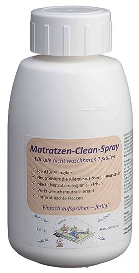 Potema - Recambio de spray para limpiar colchones