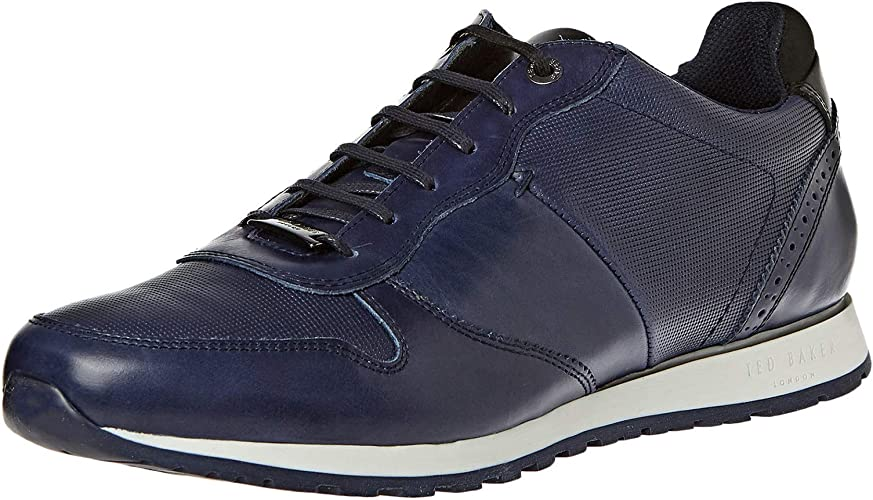 Ted Baker Men's Shindl Trainers, Blue
