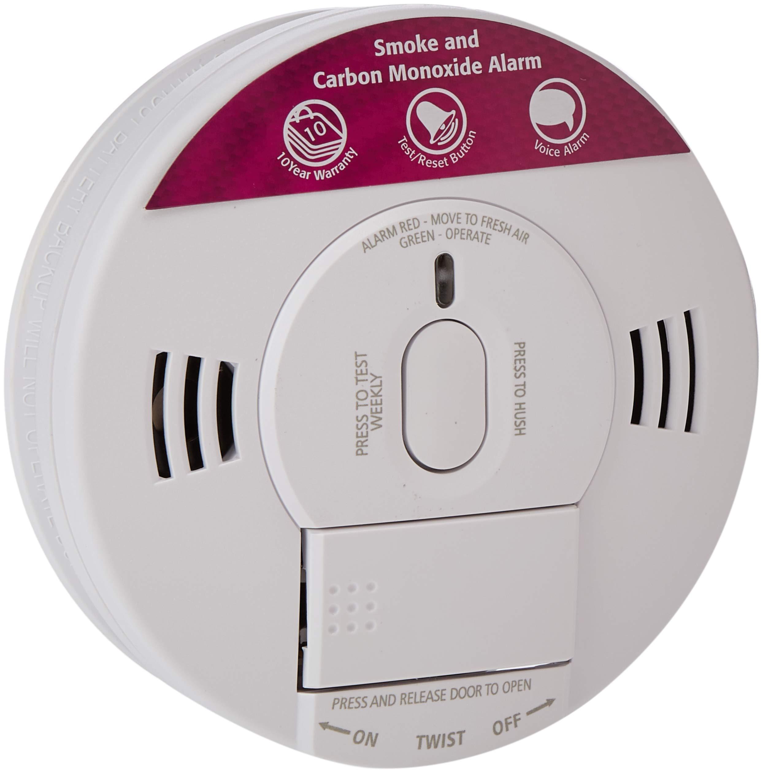 Kidde KID10SCO - Detector de Humos y monóxido de Carbono product image