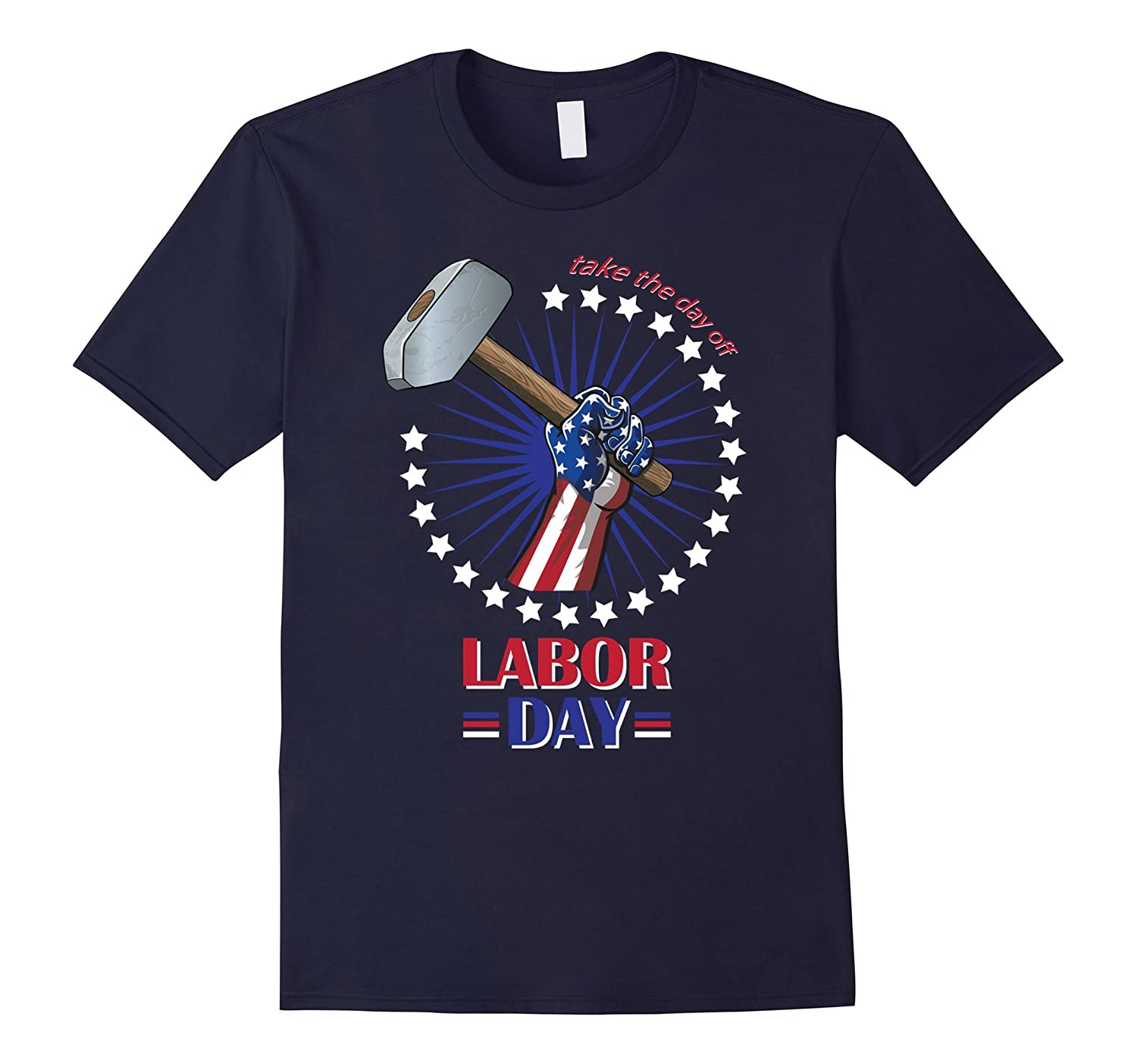 Labor Day T Shirt | Repair and Maintenance Workers Tee-BN