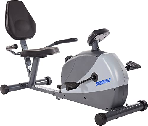 Stamina 4831 Magnetic Resistance Recumbent Exercise Bike