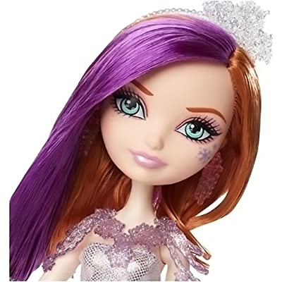 Ever After High Poppy O'Hair Fairest on Ice: Toys & Games