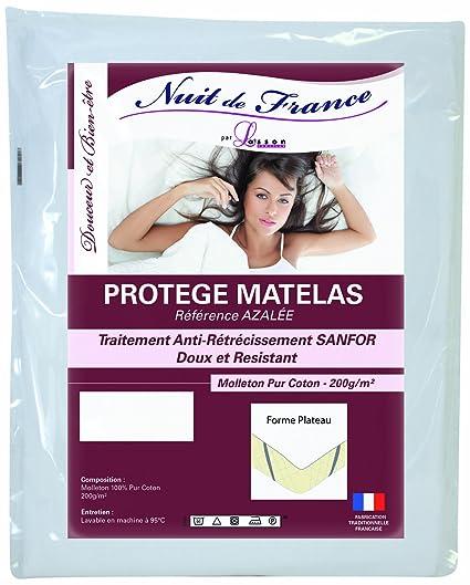 Nuit De France 329384.631578947 - Ropa de cama y almohadas, color blanco