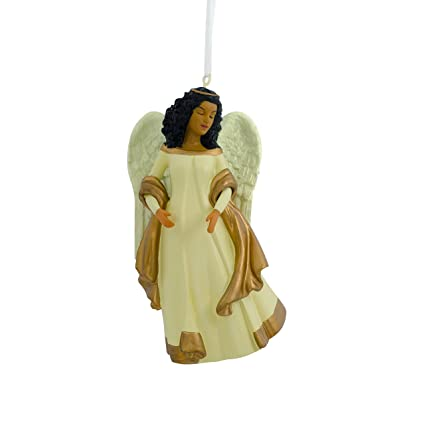 Hallmark Mahogany Glory Angel Christmas Ornament - Amazon.com: Hallmark Mahogany Glory Angel Christmas Ornament: Home