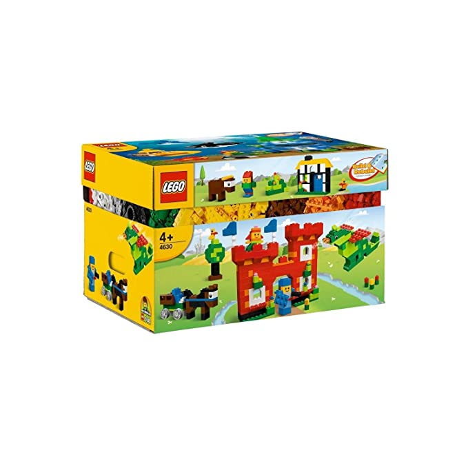 Lego Classic Cube Build And Play 4630 Amazon Toys Games