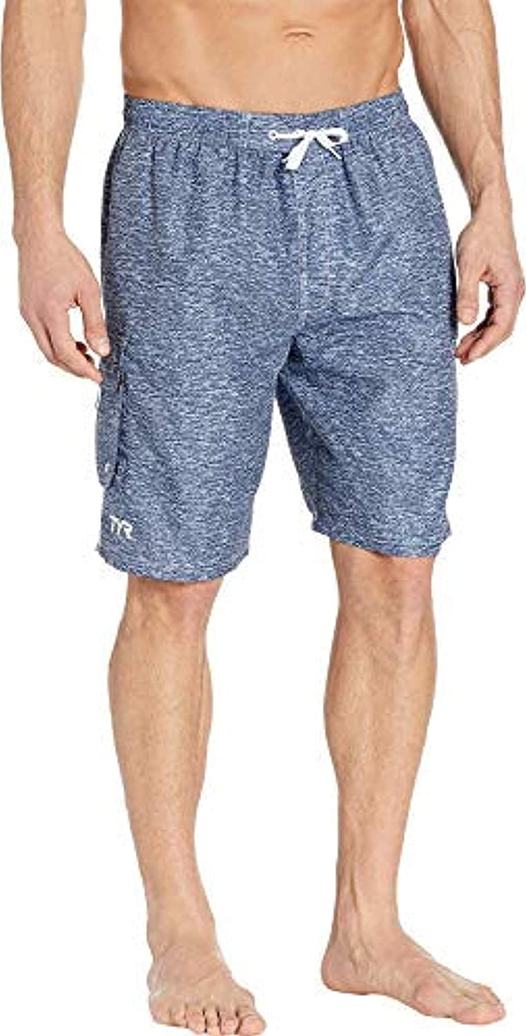 4f8b03964f3b1 TYR Men's Tahoe Challenger Swim Shorts | Amazon.com