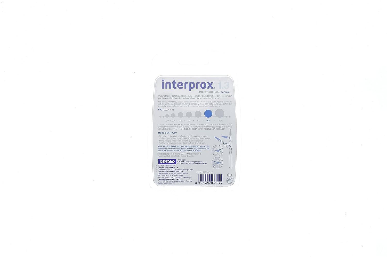 Amazon.com: Dentaid Toothbrush Interprox Interproximal Conico 6 U by Dentaid: Health & Personal Care