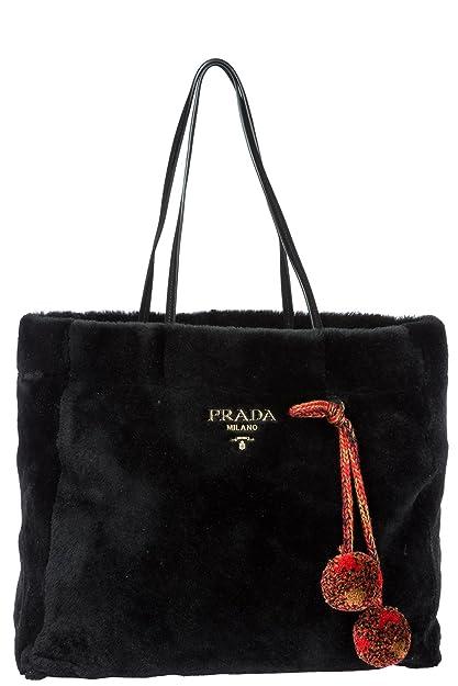 d8c89c1c029fa1 ... reduced prada womens shoulder bag original black 6d529 463d5