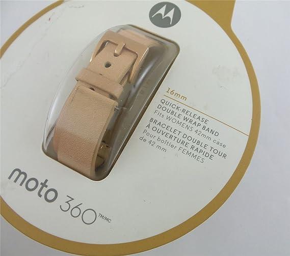Amazon.com: Motorola 16 mm. liberación rápida doble Wrap ...