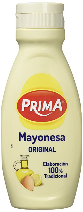 Prima Bote Mayonesa - 400 ml
