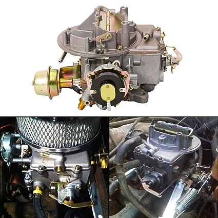 New 2 Barrel Carburetor Carb 2100 Fit Ford 289 302 351 Cu Jeep 360 Engine