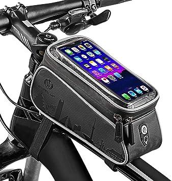 Ketamyy Bicicletabolso para Manubrio Soporte Bolsa Movil Bicicleta ...