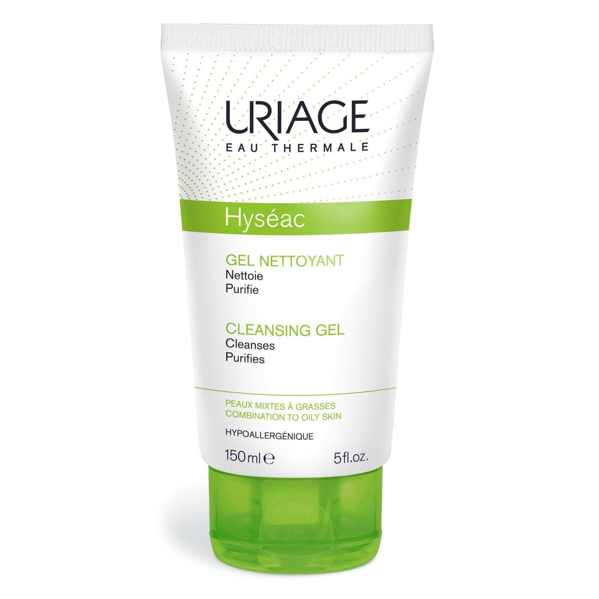 Amazon Com Uriage Hyseac Sun Care Fluid High Protection