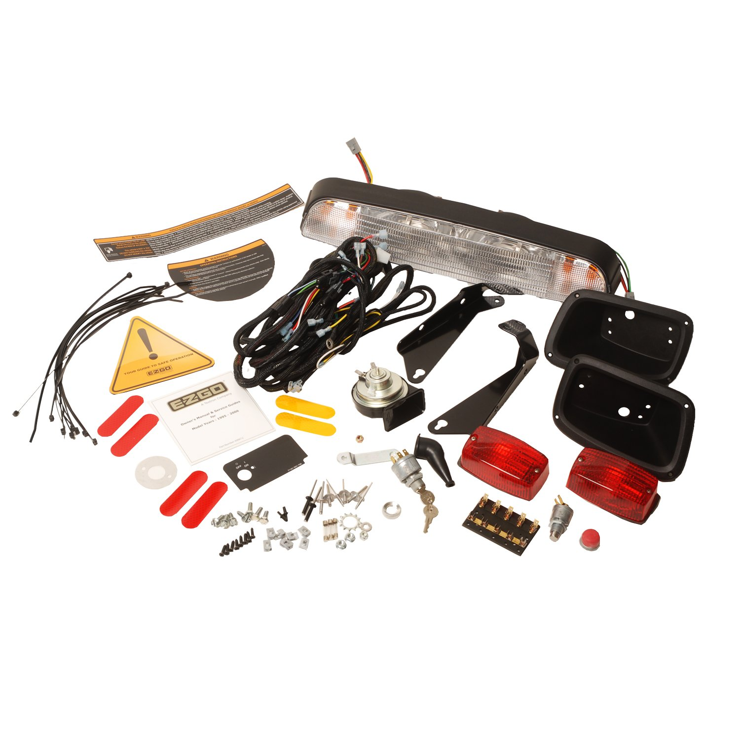EZGO 607551 Personal Transportation Vehicle Conversion Kit For Gas TXT