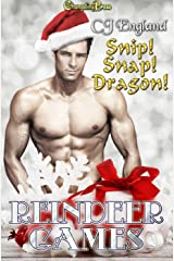 Snip! Snap! Dragon! (Reindeer Games) Kindle Edition