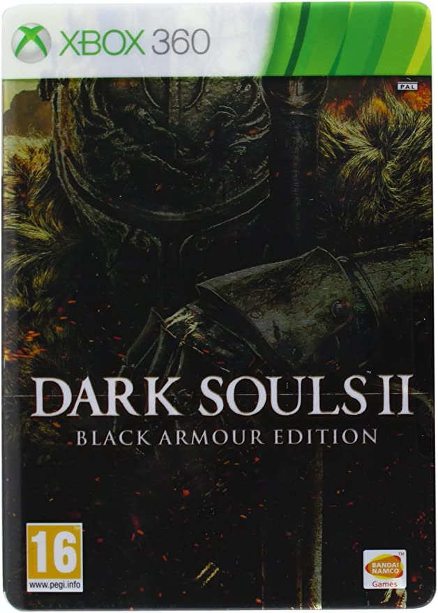 Dark Souls II - Black Armor Edition: Amazon.es: Videojuegos