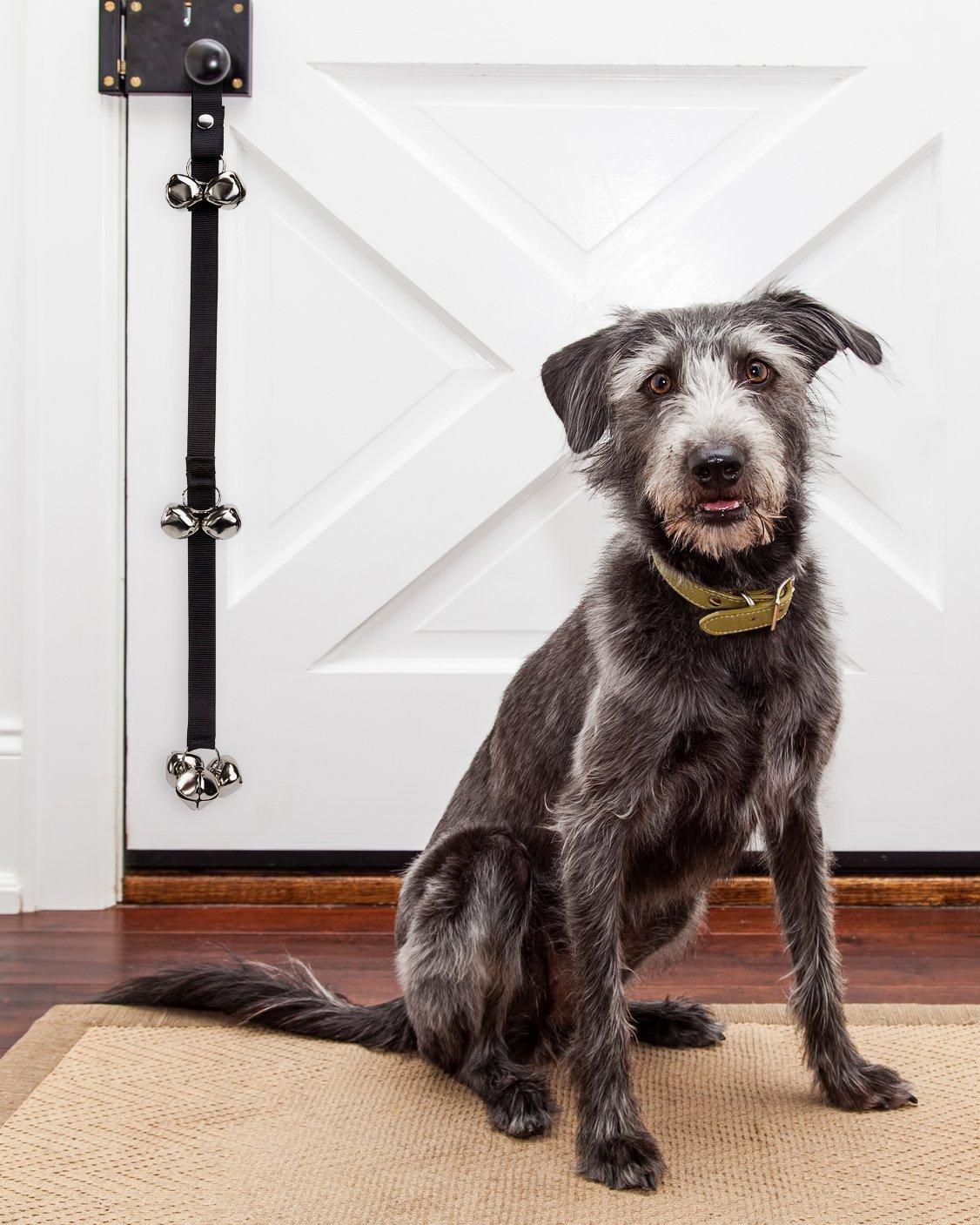Doorbell Designed by Friends Forever. Potty Bells Housetraining Dog Doorbells