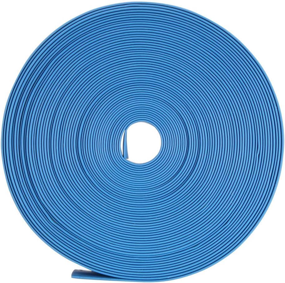 Tube Thermor/étractables 2 1 Tubes Isolation /électrique Blanc 18mm Dia Long 1m