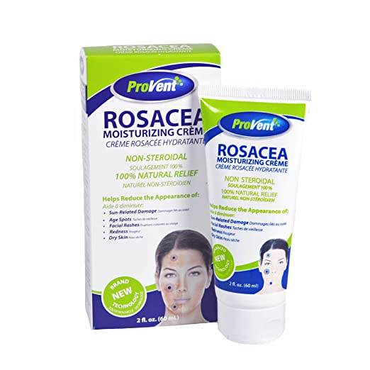 Provent Rosacea Moisturizing Creme