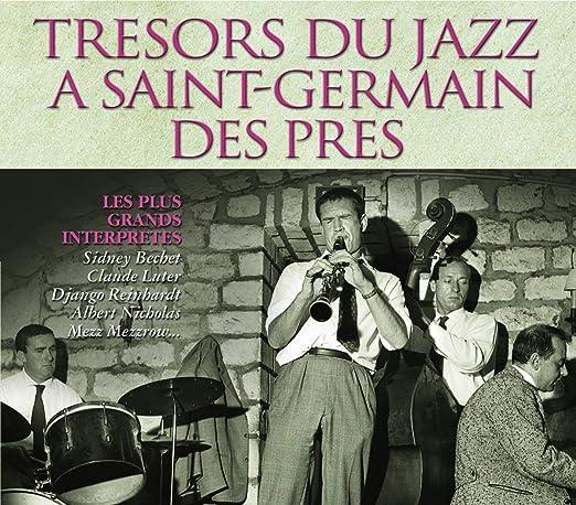 Tresors du Jazz: Saint-Germain-des-Pres: Amazon.es: Música