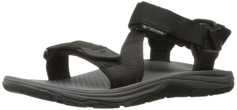 Columbia Men's Big Water Athletic Sandal B01HDTOZZ6 10 D(M) US|Black, City Grey