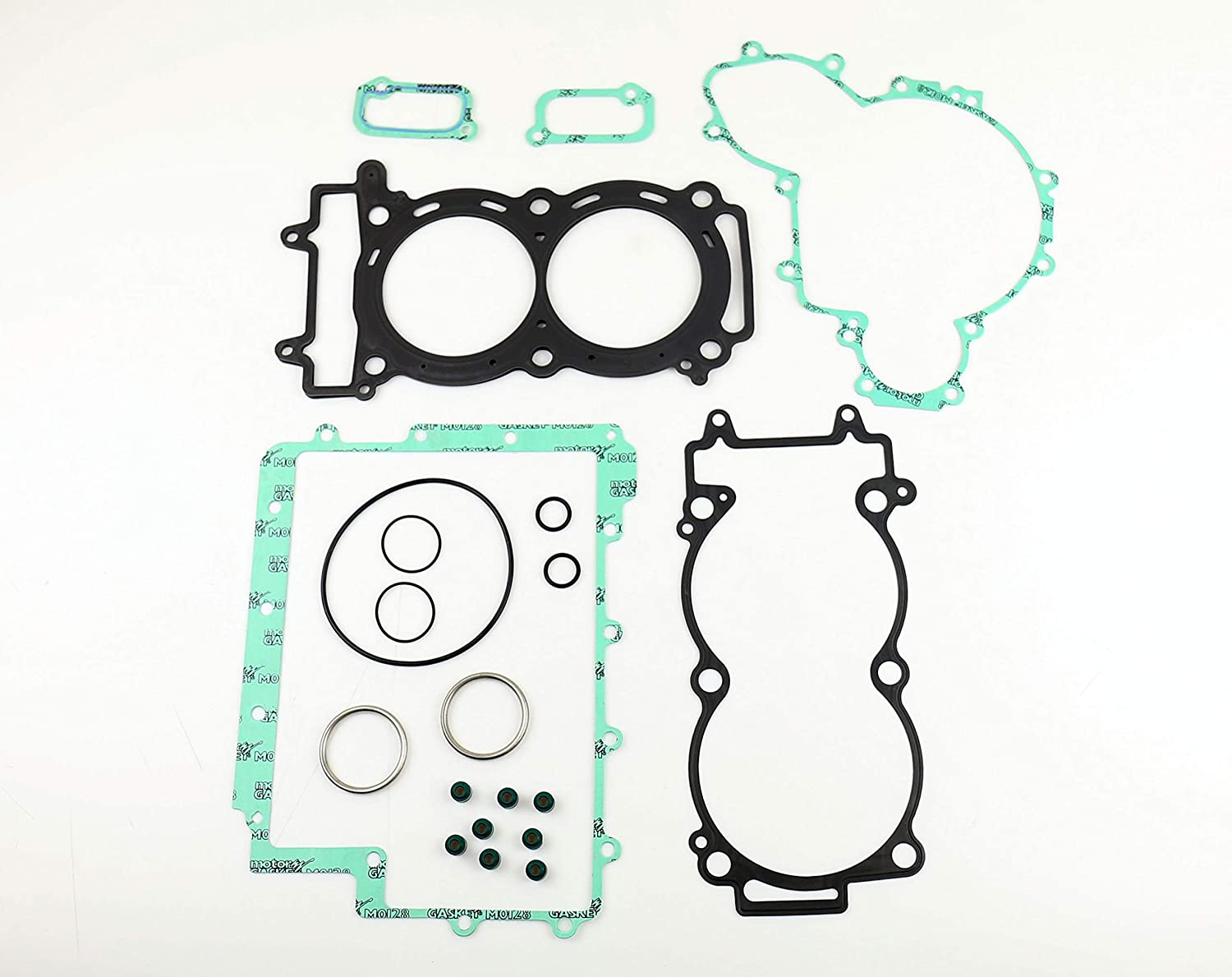 rzr parts diagram 12 amazon com athena parts p400427870018 complete engine gasket kit  engine gasket kit