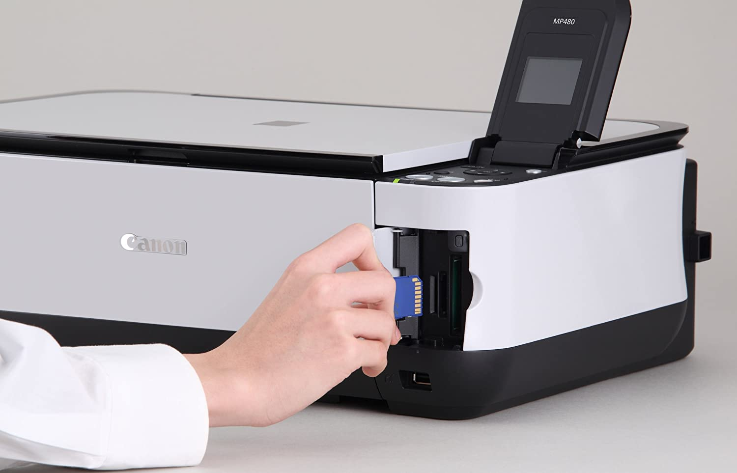Canon 480 Printer Manual Product User Guide Instruction