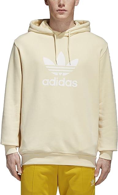 Adidas Originals adidas Originals Oversize Trefoil Hoodie ET AD 32 BEIGE_S