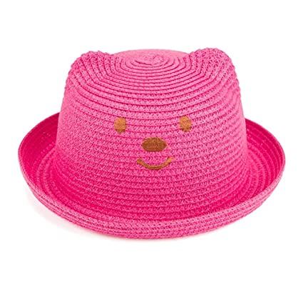 Aloiness Ladies Summer Sun Hat Panama Summer Vintage Style Seagrass Hat Hat  Straw Beachcomber Cheap for fa7ba4826e57