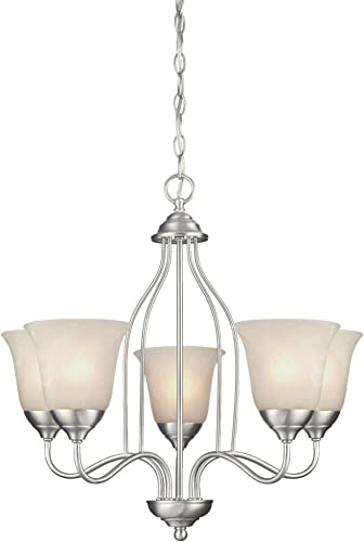 Westinghouse Lighting 6226800 Clinton Five-Light Interior Chandelier