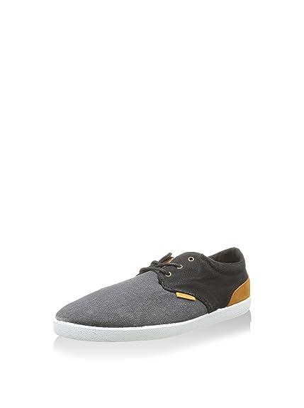 Springfield Zapatillas Gris/Negro EU 40: Amazon.es: Zapatos y complementos